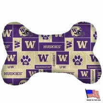 Washington Huskies Plush Bone Toy - Large - £9.61 GBP