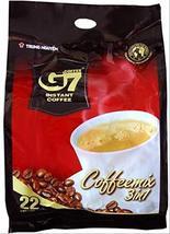G7 Instant 3 in 1 Coffee Mix 352g. (16g.x22 Sticks) - $19.79