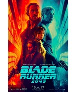 Blade Runner 2049 - original DS movie poster - 27x40 D/S Advance Ford, G... - $28.00