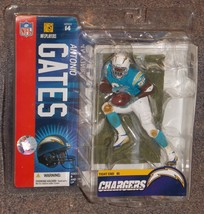 2006 NFL San Diego Chargers Antonio Gates Action Figure New In The Package - $24.99