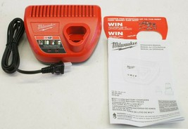 NEW Milwaukee 48-59-2401 M12 12V Lithium Ion Battery Charger - $18.49
