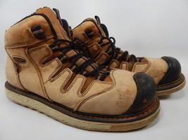 Keen Glendale Sz 10.5 M (D) EU 44 Men's Waterproof Steel Toe Work Boots 1013259