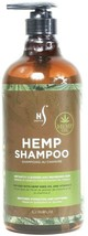 1 Bottle HerStyler 33.8 Oz Hemp Seed Oil & Vitamin E Hydrating Shampoo W... - $21.99