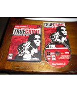 True Crime: Streets of L.A. (PlayStation 2, 2003)  - $9.89