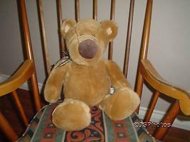 Russ Berrie Bear Hodge 27429 Jumbo 21 Inch Tall  - $88.88