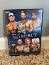 WWE No Mercy 2016 DVD + Custom Case - $25.00