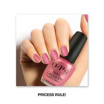 Opi Nail Lacquer, Princess Rule! 0.5 Oz