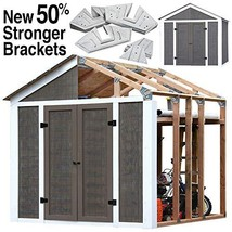 EZ Shed 70187 Peak Style Instant Framing Kit - $80.98