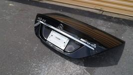 06-11 MERCEDES W219 CLS500 CLS550 CLS55 CLS63  AMG Trunk Lid image 2