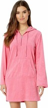 Juicy Couture Women'S Microterry Hooded Dress - $36.80+