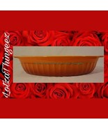 Cerutil P555 191 Gradient Orange/Red Stoneware Au Gratin Casserole Dish - $30.68