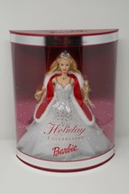 Mattel 2001 Holiday Celebration Special Edition Barbie Doll NRFB - $18.99