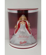 Mattel 2001 Holiday Celebration Special Edition Barbie Doll NRFB - $18.69