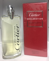 Declaration Cologne by Cartier 5.0 / 5 oz / 150 ml EDT Spray New Packing,New !! - $74.50