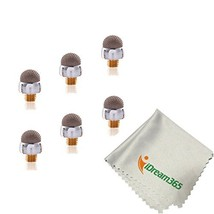 Pack of 6 Cap End Replacement Fiber Tips for TouchFine Series 3-in-1, 4-... - $12.47