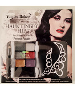 Wet N' Wild Fantasy Makers Hauntingly Hip Femme Fatale Stencil Make Up Kit - $4.99