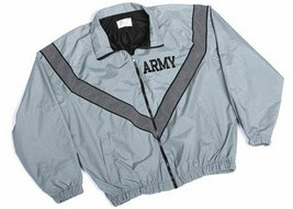 Us Army Pt Physical Fitness Ipfu Uniform Jacket Xsmall Regular - $17.82