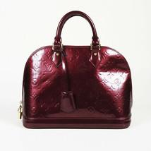 "Louis Vuitton Monogram Vernis Leather ""Alma PM"" Handbag - $1,360.00"