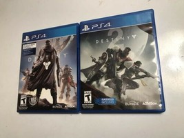Destiny 1 and Destiny 2 (Sony PlayStation 4) PS4 Set Both Games Lot - Fr... - $11.87