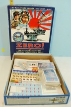 Down In Flames: ZERO Rise & Fall of Imperial Japanese Air Force GMT Unpunched - $39.60