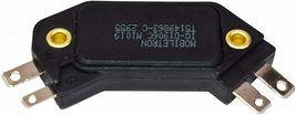 Chevy SBC 262 283 305 350 HEI Distributor Tune Up Kit & 8.0mm Spark Plug Wires image 5