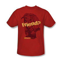 Labyrinth Ludo Friend T-shirt retro 80s cool graphic printed cottom tee LAB112 image 2