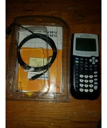 Texas Instruments TI-84 Plus Graph Calculator (FOR PARTS ONLY) incl orig... - $37.36