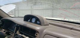 96-99 Montero Sport Voltage Temp Compass Oil Pressure Aux Dash Gauge W/Bracket image 9