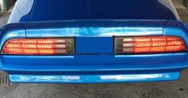 1974 Pontiac trans am rear blue | 24 X 36 inch poster  - $18.99