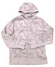VERY RARE Lululemon Core Hoodie Sweatshirt Savasana Camo Gray Camouflage... - $137.91