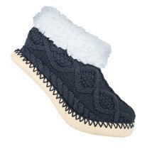 Fuzzy Shea Butter Infused Sweater Knit Booties - $20.00