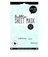 Oh K! Bubble Sheet Mask - $2.93