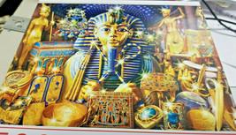 Big Ben Treasures Of Egypt 500 Piece Jigsaw Puzzle - $14.50