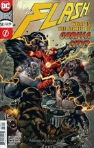 Flash, The (5th Series) #58 VF/NM; DC | save on shipping - details inside - $3.50
