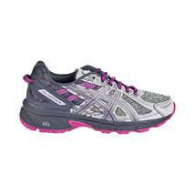 Asics Gel-Venture 6 MX Women's Shoes Mid Grey/Purple Spectrum 1012A504-020 - £40.40 GBP