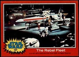 1977 Topps Star Wars Series 2 Red #127 The Rebel Fleet > X-Wing > Poor - €0,86 EUR