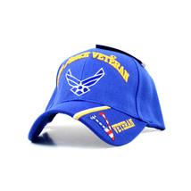 US Air Force Veteran blue/white ball cap - $16.00