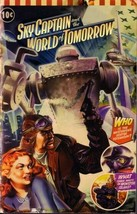 SKY CAPTAIN AND THE WORLD OF TOMORROW COMIC-COMIC CON - $31.53