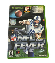 Microsoft Game Nfl 2002 fever - $7.99