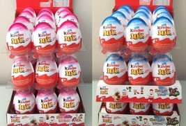 6x Kinder Joy with Surprise Eggs in Toy & Chocolate For BOYS GIRLS Eggs ... - $17.99