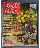 Woman and Home * April 1990 - $2.50