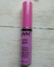 NYX PROFESSIONAL MAKEUP Butter Gloss, Cotton Candy, 0.27 Ounce - $4.99