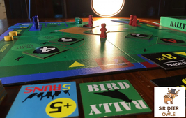 The RallyBird Baseball Board Game image 1
