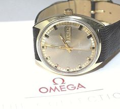 Omega Seamaster Cosmic 752 Vintage Day / Date Automatic Swiss Watch image 3
