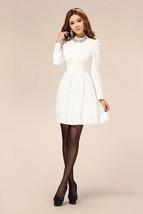 2015 NEW Fashion Women Rhinestone Jacquard Pleat Vintage Evening Elegant Dress - $18.50