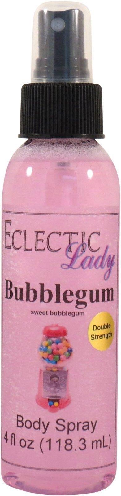 Bubblegum Body Spray