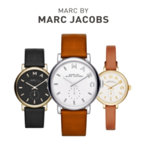 Marc Jacobs MBM1265/MBM1329/MBM1351 Leather Watch With Free Gift - $159.00