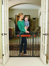 Regalo Home Accents Extra Tall and Wide Baby Gate, Bonus Kit, Includes D... - $74.49