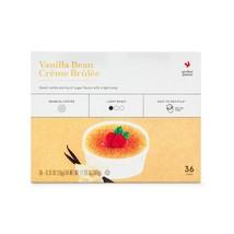 Archer Farms Vanilla Bean Creme Brulee Coffee 36 Count Keurig K-cupsNEW ... - $23.36