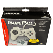 Performance P-103E Playstation 1 PS1 Controller Game Pad w/ Box 1998   - $25.99